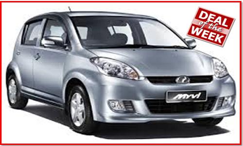 Car Rental Deals Kl