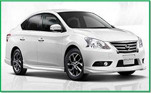 car fleet sylphy-300x185