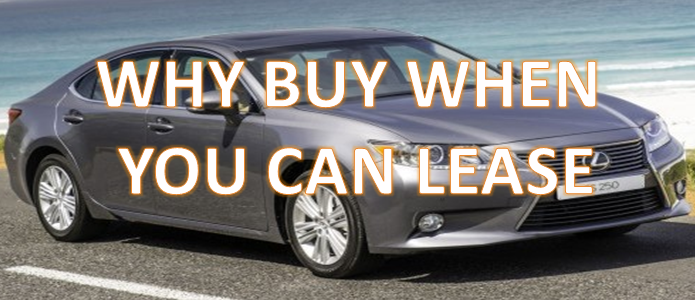 Why You Should Buy A Hire Car: Why You Should Buy When You Can Lease?