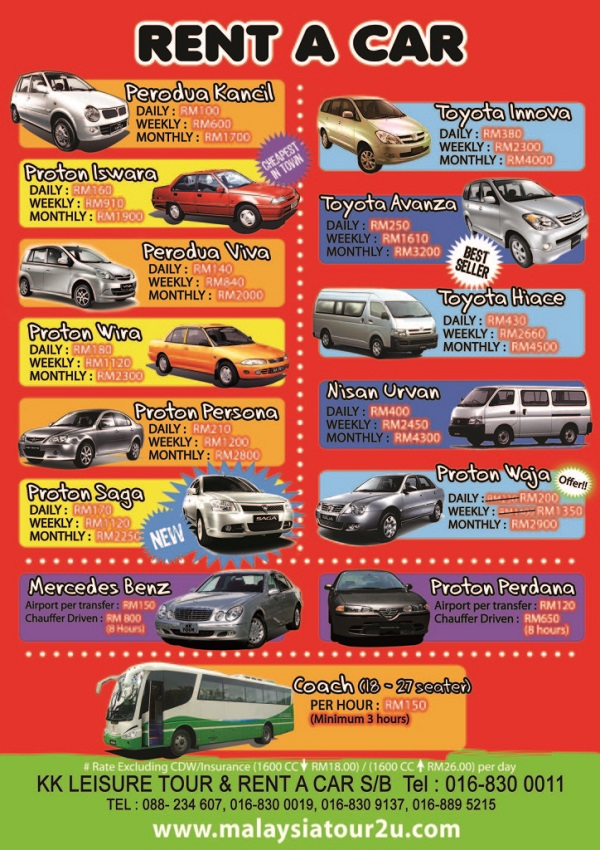 KK Leisure Tour & Rent A Car 5
